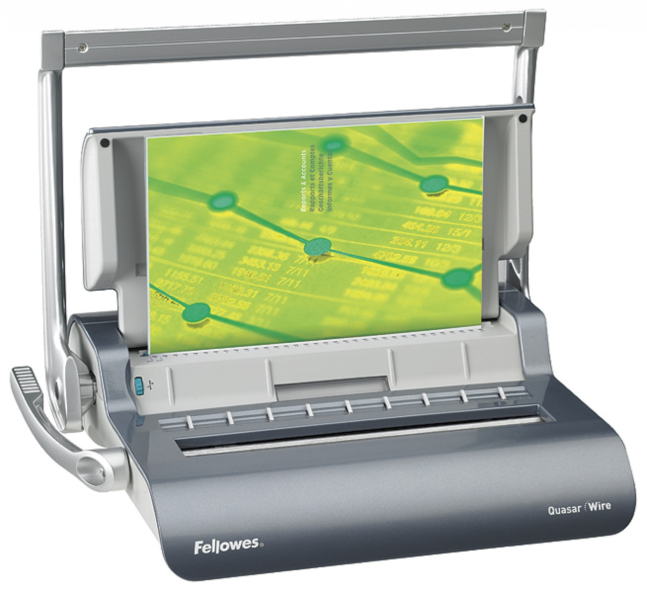 Draht Bindemaschine 3:1, Fellowes Quasar Wire 5224101