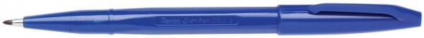 PentelArts Faserschreiber Sign Pen S520, blau