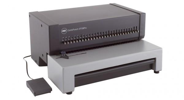 GBC Elektrische Stanzmaschine EP28Pro, grau/anthrazit
