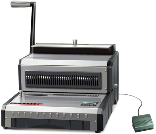 Elektrische Draht Bindemaschine 3:1, WireBind D310