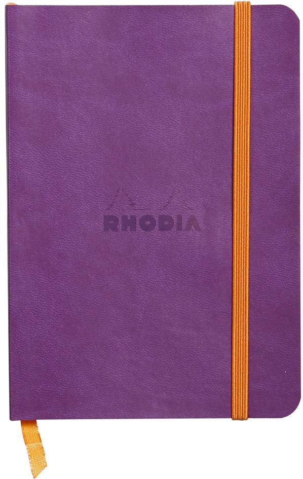 himbeere DIN A5 liniert RHODIA Notizbuch RHODIARAMA