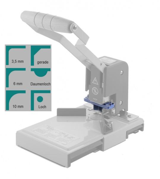 Werkzeug für E6 - gerade - 15mm - gerade - 15mm