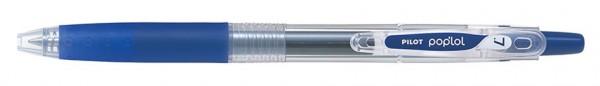 PILOT Gelschreiber POP´LOL, blauschwarz,Strichstärke: 0,4 mm