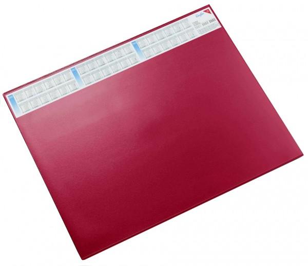 Läufer Schreibunterlage SYNTHOS VSP, 520 x 650 mm, rot