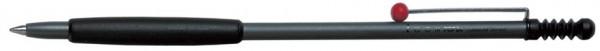TOMBOW Drehkugelschreiber ´ZOOM 707´, grau/schwarz