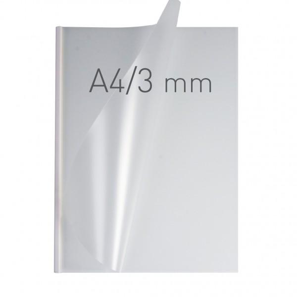 EasyCOVER A4 - PVC matt - 3,0 mm - weiß