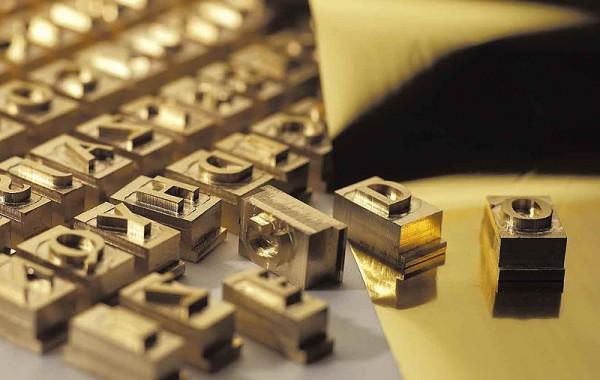 Buchstabensatz Masterbox, 4 mm