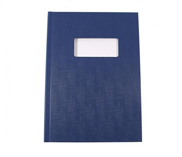 Leitz Buchbindemappen, ImpressBind, 3.5 mm - blau 102x45mm - blau - 102x45mm