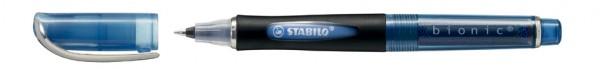 STABILO Ersatzmine für Tintenroller bionic, blau