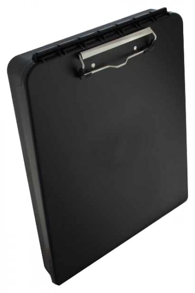 SAUNDERS Klemmbrett ´Portable Desktop Desk Mate´, schwarz