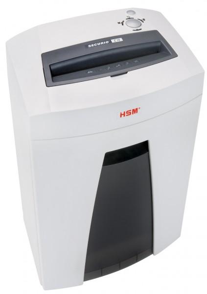 HSM Aktenvernichter SECURIO C18, Partikelschnitt: 3,9x30 mm
