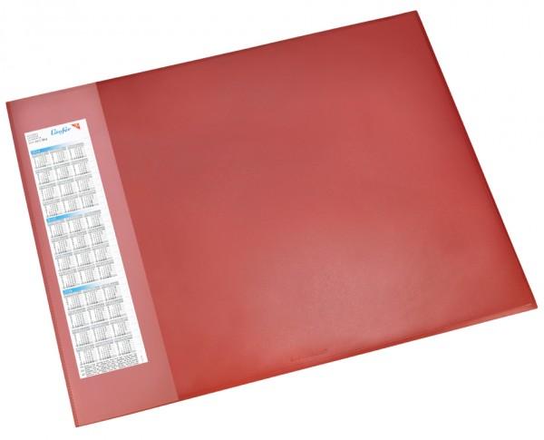 Läufer Schreibunterlage DURELLA D1, 520 x 650 mm, rot