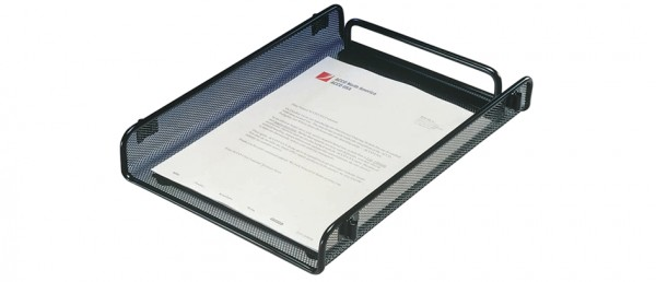 Rexel Abstandshalter für Briefablage 9800692, chrom/silber