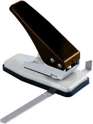 Daumenlochstanze für 20 mm Halbkreis