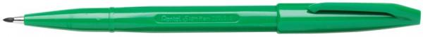 PentelArts Faserschreiber Sign Pen S520, grün