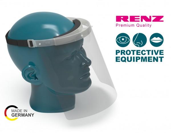 RENZ Gesichtsschutz Spuckschutz transparent