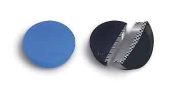 Magnet Discofix Standard - blau - blau