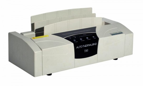 Profi-Thermobindegerät Thermalbinder T80 - DIPLOMAT
