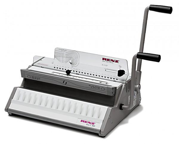 Draht Bindemaschine - RENZ eco C 360
