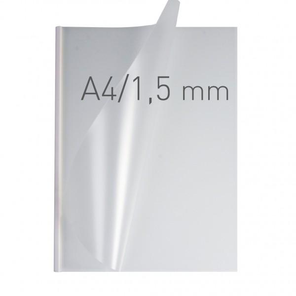 EasyCOVER A4 - PVC matt - 1,5 mm - weiß