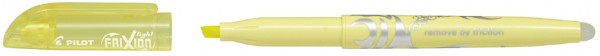 PILOT Textmarker FRIXION light soft, pastellgelb