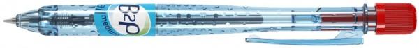 PILOT Druckkugelschreiber B2P, schwarz, Strichstärke: 0,3 mm