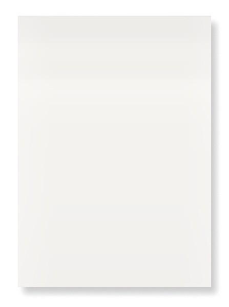 Einbanddeckel Klassik weiß DIN A4