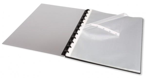 0,04 mm DIN A4 PP Esselte Prospekthülle Economy glasklar