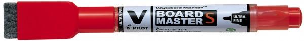 PILOT Whiteboard-Marker V BOARD MASTER S, mit Schwämmchen