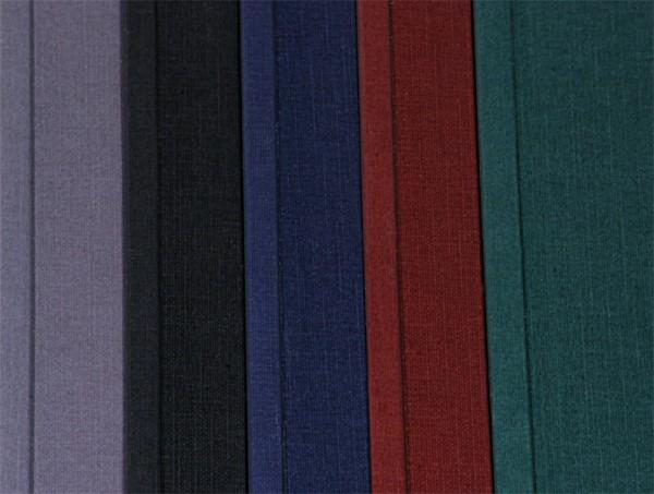 HardCover-Einbanddeckel A4+ (304 mm) Classic - schwarz