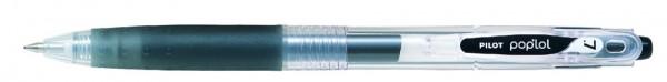 PILOT Gelschreiber POP´LOL, schwarz, Strichstärke: 0,4 mm