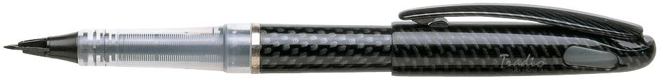 Pentel Federschreiber Tradio Stylo TRJ60 Carbon-Look