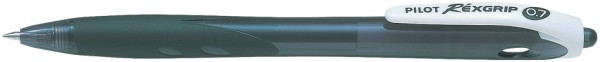 PILOT Druckkugelschreiber RexGrip Begreen, blau