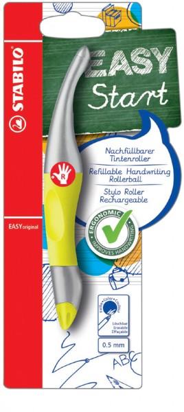 STABILO Patrone für Tintenroller EASYoriginal, blau