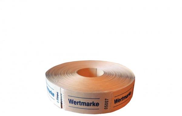 herlitz Wertmarken 0,50 Euro, 1.000 Abrisse je Rolle