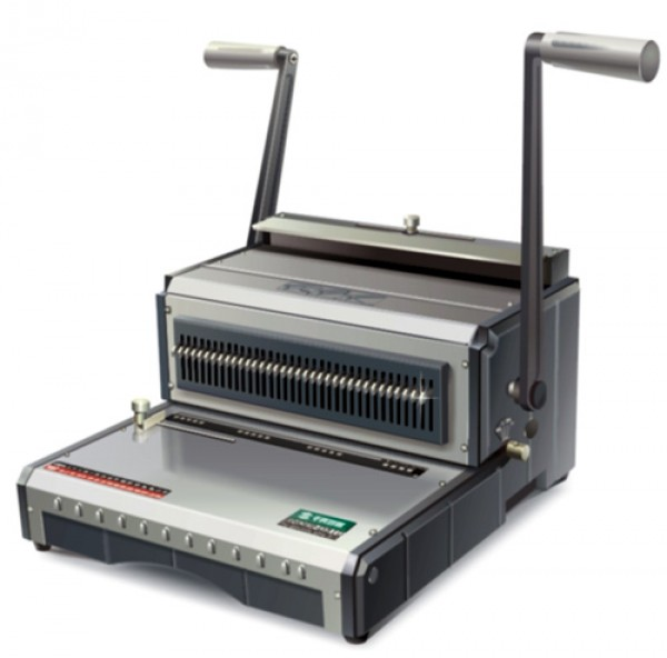 Draht Bindemaschine 3:1 - RUND, WireBind SY 310-1