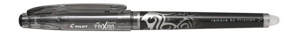 PILOT Tintenroller FRIXION POINT, Strichfarbe: schwarz