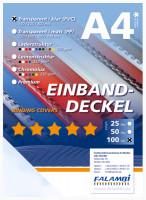 Klarsichtfolie DIN A4, Premium HC - 150 mic. - 0,15 mm