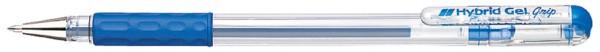Pentel Gel-Tintenroller Hybrid Gel Grip K116, rot