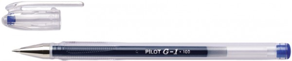PILOT Gelschreiber-Ersatzmine 2604, Strichfarbe: schwarz
