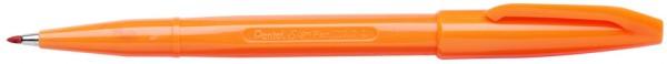 PentelArts Faserschreiber Sign Pen S520, orange