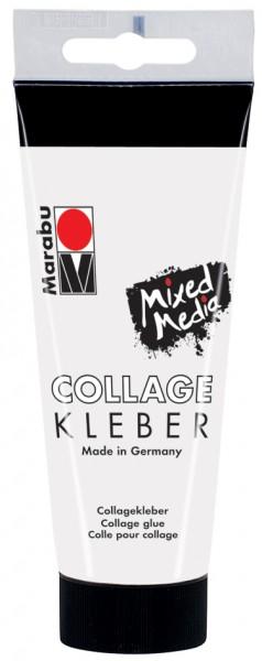 Marabu Collage Kleber, 100 ml, transparent