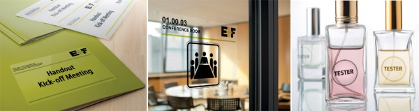 HERMA Folien-Etiketten SPECIAL, 99,1 x 139 mm, transparent