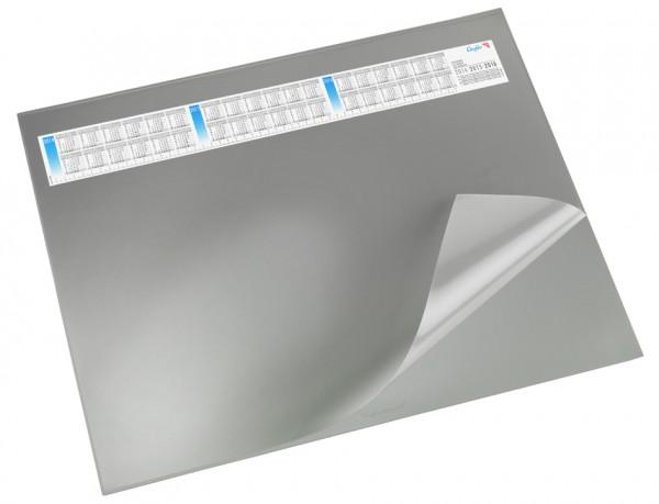 Läufer Schreibunterlage DURELLA DS, 400 x 530 mm, grau