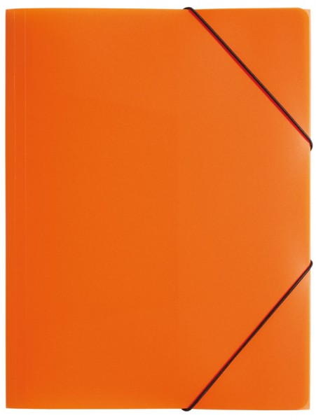 PAGNA Eckspannermappe ´Trend Colours´, DIN A4, orange