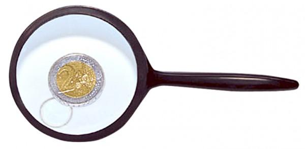 WEDO Lupe mit Griff, rund, Durchmesser: 63,5 mm