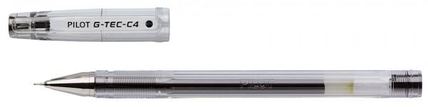 PILOT Gelschreiber G-TEC-C4, rot, Strichstärke: 0,2 mm