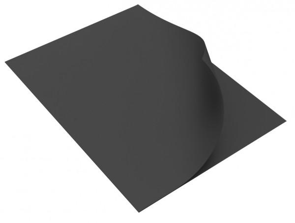 Deluxe Einbanddeckel A4 feinmatt / 300 gr/m² - schwarz
