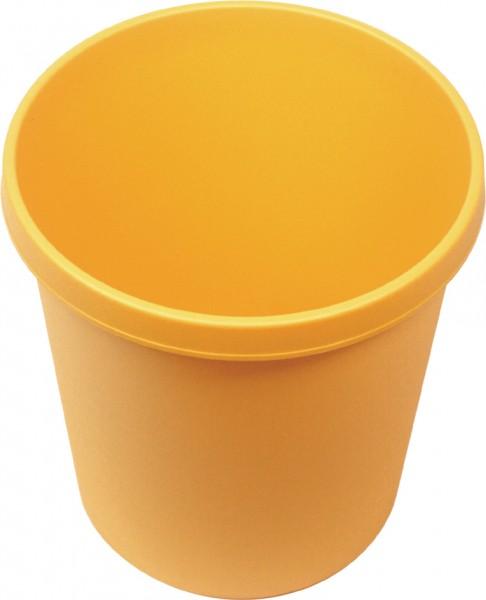 helit Abfall-Einsatz, Fassungsvermögen: 6 Liter, schwarz
