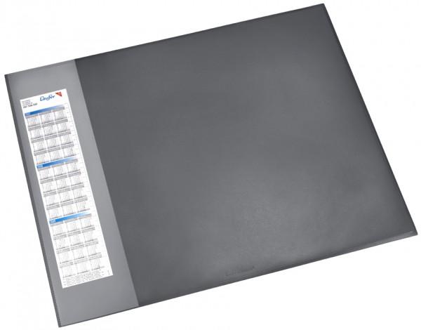 Läufer Schreibunterlage DURELLA D1, 520 x 650 mm, schwarz